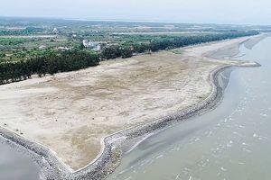 Đề xuất mở rộng siêu dự án lấn biển