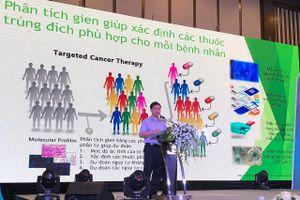Diễn đàn bệnh nhân ung thư 2018: Nơi lan tỏa những thông điệp ý nghĩa