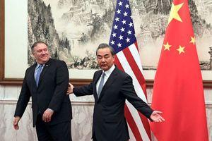 Ngoại trưởng Mỹ - Trung đối thoại căng thẳng tại Bắc Kinh