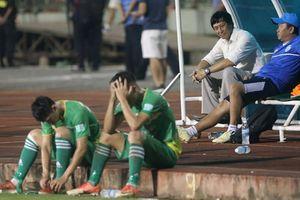Hòa Nam Định, Cần Thơ chính thức xuống hạng tại V-League