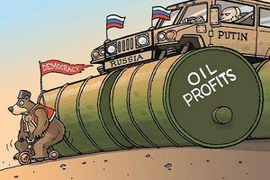 Saudi dự đoán ngày Nga mất vũ khí địa-chính trị tối thượng