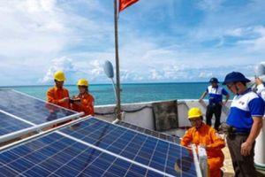 Đưa năng lượng tái tạo lên vùng sâu, biên giới