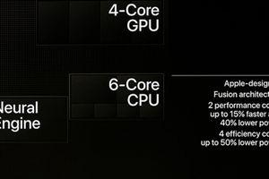 Vì sao A12 Bionic xem Snapdragon 845 của Qualcomm chỉ là 'con tép'?