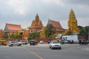 Campuchia đón mùa Kan Ben 2018