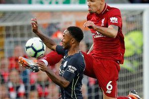 Bước ngoặt penalty, Liverpool chia điểm đại chiến Man City