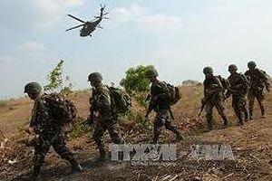 Mỹ - Philippines tăng cường tập trận