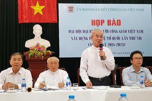Đại hội đại biểu người Công giáo Việt Nam 'đồng hành-hiệp thông-phục vụ'  