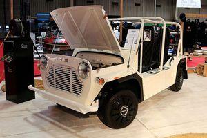 Chi tiết xe Mini Moke chạy điện 'hàng độc' giá 419 triệu đồng