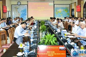 Bộ Ngoại giao tổ chức Hội nghị báo cáo nhanh kết quả Hội nghị Trung ương 8 khóa XII
