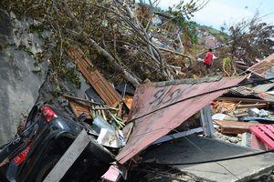 Tường trình từ thảm họa sóng thần ở Indonesia: Tìm lạc quan giữa muôn gian khó