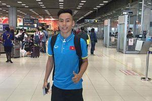 Hành trình đến với bóng đá chuyên nghiệp của chàng trai quê lúa