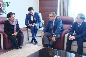 Chủ tịch QH dự Hội nghị Chủ tịch QH các nước Á-Âu lần thứ 3