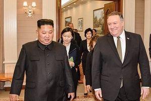 Ông Kim Jong-un nói gì với Ngoại trưởng Mỹ trong cuộc gặp dài 3,5 giờ?