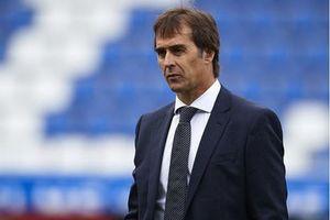 Real Madrid đã họp bàn về tương lai của HLV Lopetegui?