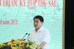 Chủ tịch Hà Nội: Nâng chiều cao nhà cao tầng là xu hướng tất yếu