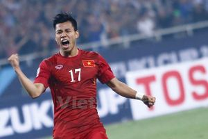 HAGL xác nhận Văn Thanh không thể dự AFF Cup 2018