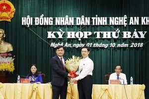Nghệ An có Chủ tịch UBND tỉnh lứa tuổi 7x