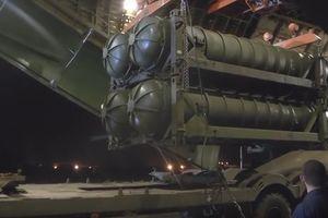 Video Nga chuyển 'rồng lửa' S-300 cho Syria trong đêm