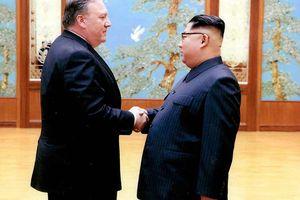 Chủ tịch Kim Jong-un: Cuộc gặp Ngoại trưởng Mỹ 'hiệu quả và tuyệt vời'