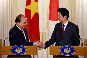 Việt Nam – Nhật Bản khẳng định tăng cường hợp tác trên nhiều lĩnh vực