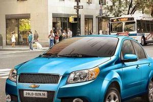 Chevrolet Aveo bất ngờ giảm giá 'kịch sàn' về mốc 300 triệu đồng