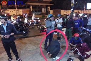 Bắt đối tượng 'cướp giật' túi xách khiến bà bầu ngã xuống đường bị đa chấn thương