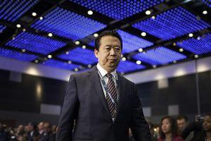 Trung Quốc xác nhận đang giam giữ chủ tịch Interpol