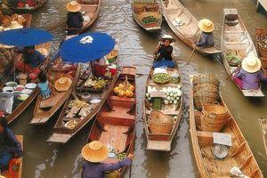Không chỉ chùa chiền, còn vô vàn lý do khiến Thái Lan trở nên cực kỳ hấp dẫn