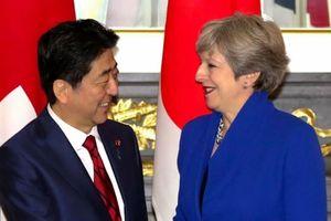 Thủ tướng Nhật Bản Shinzo Abe hoan nghênh Anh gia nhập TPP