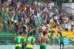 Cần Thơ 1-1 Nam Định: Wander Luiz mở tỷ số cho chủ nhà, Hữu Quý gỡ hòa