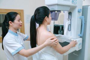 Bệnh viện Chợ Rẫy tầm soát ung thư vú miễn phí hàng tuần