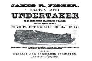 Bí ẩn quan tài chứa thi hài hơn 160 năm không tan rã