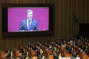 Nhiều chính đảng ở Hàn Quốc hối thúc thông qua thỏa thuận liên Triều