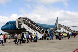 Hành khách qua cảng hàng không đạt gần 80 triệu lượt trong 9 tháng