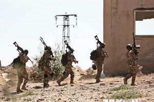 Lực lượng nổi dậy ở Syria rút toàn bộ vũ khí hạng nặng khỏi Idlib