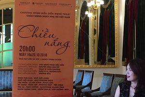 'Chiều nắng' với những khúc tình ca tặng người phụ nữ Việt Nam