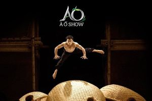 Ra mắt vở múa đương đại 'PALAO' về văn hóa dân tộc Chăm