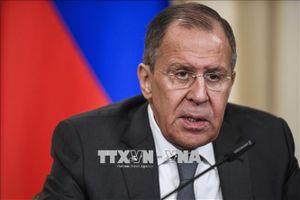 Nga đề cao vai trò của HĐBA trong các hồ sơ Syria và Ukraine