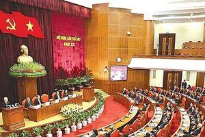 Tổ chức thực hiện có hiệu quả các nghị quyết, kết luận, quy định của Hội nghị Trung ương 8