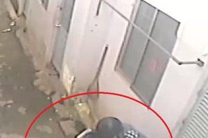 Truy tìm thủ phạm táo tợn lẻn vào khu trọ trộm xe máy