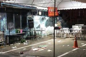 Thái Lan: Băng đảng đọ súng trên phố, du khách nước ngoài thiệt mạng