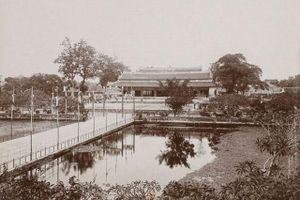 Những hình ảnh để đời về kinh thành Huế năm 1896-1900