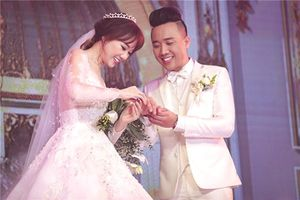 3 cặp đôi 'phim giả tình thật' của showbiz Việt đã nên duyên vợ chồng