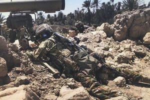 Đặc nhiệm Nga triển khai đến chiến trường Deir Ezzor, chuẩn bị giải phóng sa mạc tỉnh Homs