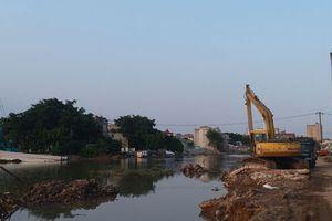 Dự án chỉnh trang sông Tam Bạc: Lộ thêm nhiều sai phạm