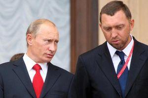 Mỹ đóng băng tài sản của doanh nhân Nga Oleg Deripaska
