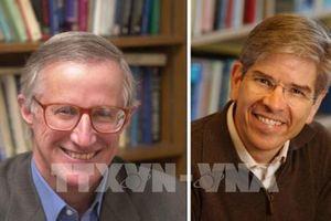 Hai nhà kinh tế học người Mỹ 'ẵm' giải Nobel Kinh tế 2018
