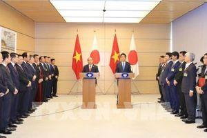 Truyền thông Nhật Bản đưa tin đậm nét về chuyến thăm của Thủ tướng Nguyễn Xuân Phúc