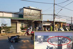 Bắt giữ tài xế xe tải tông chết trung úy quân đội rồi bỏ trốn