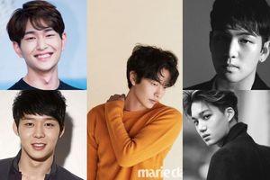 Các nam 'idol' Hàn Quốc và những lời cáo buộc tình dục 'từ trên trời rơi xuống'